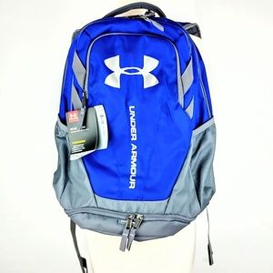 🆕❗Under Armour UA Hustle 3.0 Royal Blue Backpack